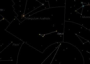 Constellation: Apus - Frosty Drew Observatory & Sky Theatre