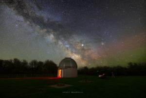 Photo: Return of the Milky Way Galactic Nucleus