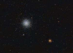 Messier 3 - Globular Cluster in Canes Venatici