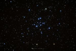 Photo: Messier 34 - The Spiral Cluster