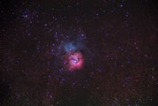 Messier 20: The Trifid Nebula