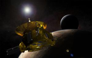 An Encounter with Pluto