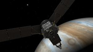 Juno - A New Satellite of Jupiter