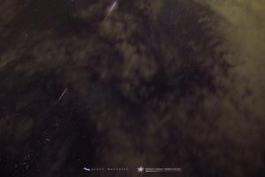 Photo: Perseid Meteors and Clouds - Night 1