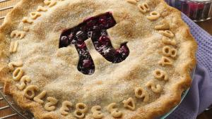 Geek Alert - Today is Pi Day!